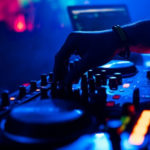 obsługa imprez, DJ