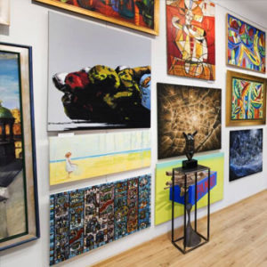 galeria malarstwa i sztuki