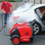 myjnia parowa samochodowa